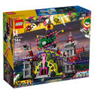 LEGO The Joker Manor Set 70922 Packaging