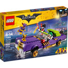 LEGO The Joker Notorious Lowrider Set 70906 Packaging