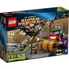 LEGO The Joker Steam Roller Set 76013 Packaging