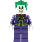 LEGO The Joker with Lime Green Vest Minifigure