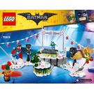 LEGO The Justice League Anniversary Party Set 70919 Instructions