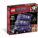 LEGO The Knight Bus Set 4866 Packaging