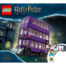 LEGO The Knight Bus Set 75957 Instructions