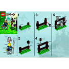 LEGO The Knight Set 5615 Instructions