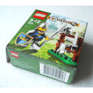 LEGO The Knight Set 5615 Packaging