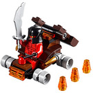 LEGO The Lava Slinger Set 30374
