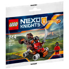 LEGO The Lava Slinger Set 30374 Packaging