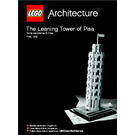LEGO The Leaning Tower of Pisa Set 21015 Instructions