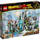 LEGO The Legendary Flower Fruit Mountain Set 80024 Packaging