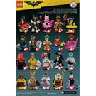 LEGO The LEGO Batman Movie Series - Random Bag Set 71017-0 Instructions