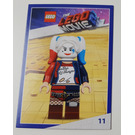 LEGO The LEGO Movie 2, Card #11 - Harley Quinn