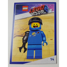 LEGO The LEGO Movie 2, Card #14 - Apocalypse Benny