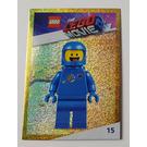 LEGO The LEGO Movie 2, Card #15 - Benny