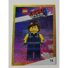 LEGO The LEGO Movie 2, Card #16 - Rex