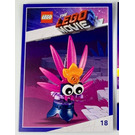 LEGO The LEGO Movie 2, Card #18 - Plantimal