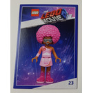 LEGO The LEGO Movie 2, Card #23 - Melody