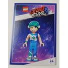 LEGO The LEGO Movie 2, Card #24 - Tempo
