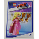LEGO The LEGO Movie 2, Card #29 - Susan
