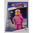 LEGO The LEGO Movie 2, Card #34 - Lenny