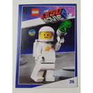 LEGO The LEGO Movie 2, Card #36 - Jenny
