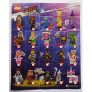 LEGO The LEGO Movie 2: The Second Part - Random Bag Set 71023-0 Instructions