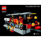 LEGO The Legoland Train Set 4000014-1 Instructions