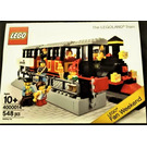 LEGO The Legoland Train Set (White Box) 4000014-2