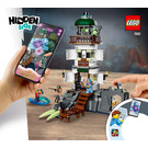 LEGO The Lighthouse of Darkness Set 70431 Instructions