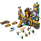 LEGO The Lion CHI Temple Set 70010