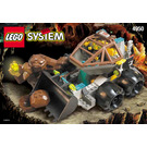 LEGO The Loader-Dozer Set 4950 Instructions