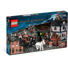 LEGO The London Escape Set 4193 Packaging