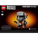 LEGO The Mandalorian & The Child Set 75317 Instructions
