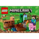 LEGO The Melon Farm Set 21138 Instructions