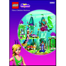 LEGO The Mermaid Castle Set 5960 Instructions