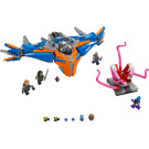 LEGO The Milano vs. The Abilisk Set 76081