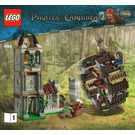 LEGO The Mill Set 4183 Instructions