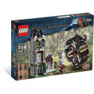 LEGO The Mill Set 4183 Packaging
