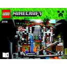 LEGO The Mine Set 21118 Instructions