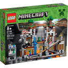 LEGO The Mine Set 21118 Packaging