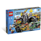 LEGO The Mine Set 4204 Packaging