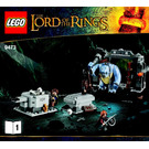 LEGO The Mines of Moria Set 9473 Instructions