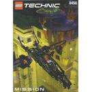 LEGO The Mission Set 8450