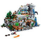 LEGO The Mountain Cave Set 21137