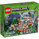 LEGO The Mountain Cave Set 21137 Packaging