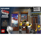 LEGO The Movie Poster Sticker  (5002891)