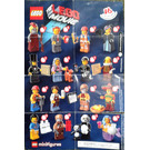 LEGO The Movie Series Random Bag Set 71004-0 Instructions