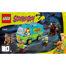 LEGO The Mystery Machine Set 75902 Instructions