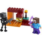 LEGO The Nether Duel Set 30331