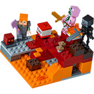 LEGO The Nether Fight Set 21139