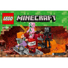 LEGO The Nether Fight Set 21139 Instructions